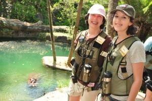Wild Africa Trek - hippo!